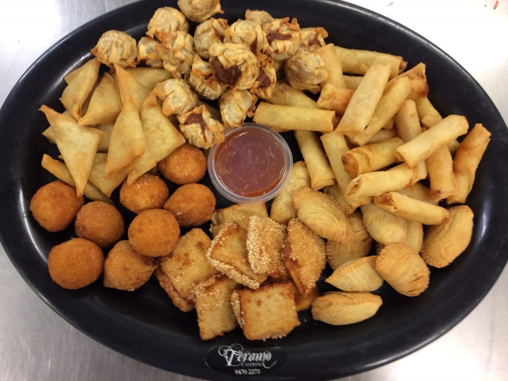 Platters Hot Teramo Catering Services